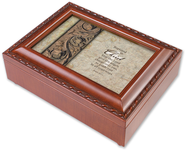 Baptized in Christ Music Box  -
