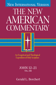 John 12-21: New American Commentary [NAC] -eBook  -     By: Gerald L. Borchert