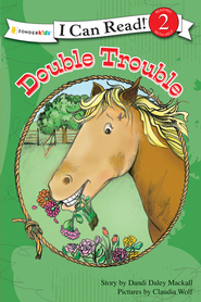 Double Trouble - eBook  -     By: Dandi Daley Mackall