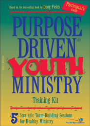 Purpose Driven Youth Ministry Training Kit Participant's Guide - eBook  -     By: Doug Fields