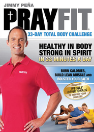 Prayfit: Your Guide to A Healthy Body and A Stronger Faith in 28 Days - eBook  -     By: Jimmy Pena