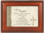To Our Pastor Music Box, Friend in Jesus  -