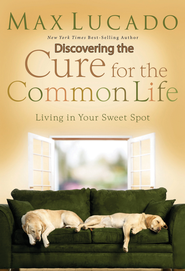 Discovering the Cure for the Common Life: Living in Your Sweet Spot - eBook  -     By: Max Lucado
