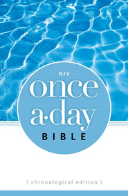 NIV Once-A-Day Bible: Chronological Edition - eBook  -     By: Zondervan Bibles(ED.)