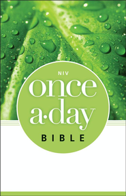 NIV Once-A-Day Bible - eBook  -     By: Zondervan Bibles(ED.)