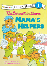 The Berenstain Bears: Mama's Helpers - eBook  -     By: Jan Berenstain, Mike Berenstain