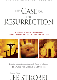 The Case for the Resurrection, NIV - eBook  -     By: Lee Strobel