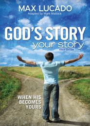 God's Story, Your Story: Youth Edition - eBook  -     By: Max Lucado