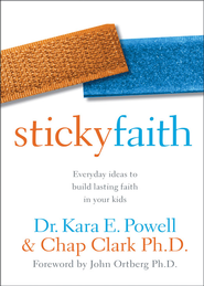 Sticky Faith, Youth Worker Edition: Practical Ideas to Nurture Long-Term Faith in Teenagers - eBook  -     By: Kara E. Powell, Brad M. Griffin