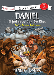 Daniel, el fiel seguidor de Dios / Daniel, God's Faithful Follower - eBook  -     By: Zondervan