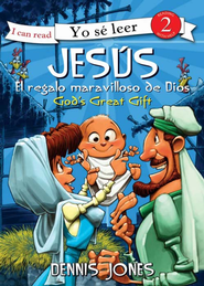 Jesus, el gran regalo de Dios / Jesus, God's Great Gift - eBook  -     By: Zondervan