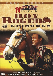 Roy Rogers, 5-Episode DVD   -