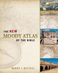 The New Moody Atlas of the Bible - eBook  -     By: Barry J. Beitzel