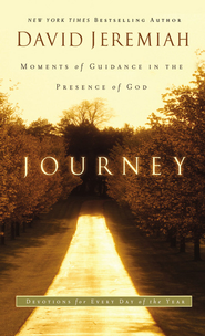 Journey: Moments of Guidance in the Presence of God - eBook  -     By: David Jeremiah