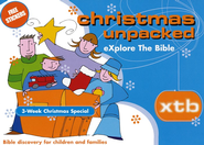 XTB: Christmas Unpacked  -     By: Alison Mitchell