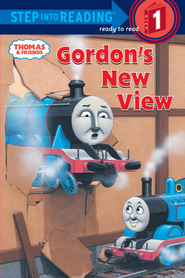 Gordon's New View (Thomas and Friends) - eBook  -     By: Rev. W. Awdry     Illustrated By: Richard Courtney