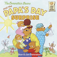 The Berenstain Bears and the Papa's Day Surprise - eBook  -     By: Stan Berenstain, Jan Berenstain
