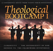 Theological Bootcamp Volume 1 Audio CD Set   -