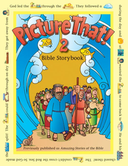 Picture That! 2: Bible Storybook - eBook  -