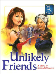 Touched By An Angel: Unlikely Friends - eBook  -     By: Monica Hall, Martha Williamson