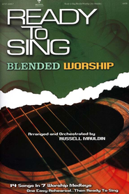 Ready to Sing Blended Worship   -