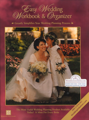 Easy Wedding Workbook & Organizer   -              By: Elizabeth Lluch, Alex Lluch