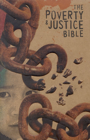 The Poverty and Justice Bible, CEV   -