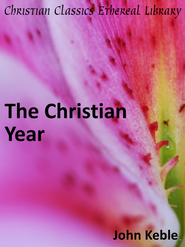 Christian Year - eBook  -     By: John Keble