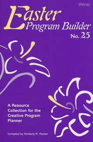 Easter Program Builder #25   -