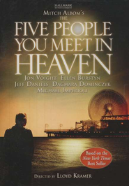 The Five People You Meet in Heaven, DVD   -