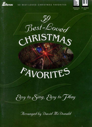 50 Best-Loved Christmas Favorites   -     By: David McDonald