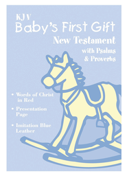 KJV Baby's First Gift New Testament - eBook  -