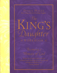 The King's Daughter Workbook: Becoming a Woman of God - eBook  -     By: Diana Hagee