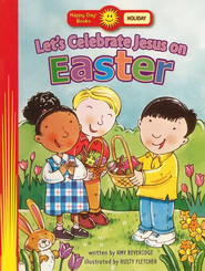 Happy Day Books, Holiday: Let's Celebrate Jesus on Easter   -