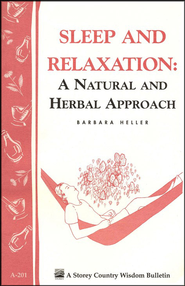 Sleep and Relaxation: A Natural and Herbal Approach (A-201)  -