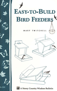 Easy-to-Build Bird Feeders (A-209)   -