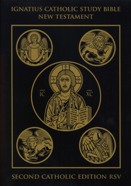 RSV Ignatius Catholic Study Bible New Testament 2nd Edition  -     Edited By: Scott Hahn, Curtis Mitch     By: Edited by Scott Hahn & Curtis Mitch