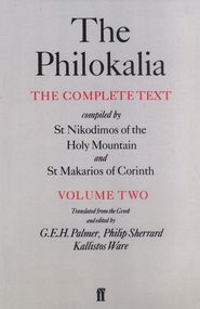 The Philokalia, Volume 2   -     Edited By: G.E.H. Palmer, Philip Sherrard, Kallistos Ware