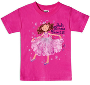 Gods Precious Princess Shirt Pink, Youth X-Small  -