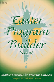 Easter Program Builder #26   -
