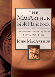 The MacArthur Bible Handbook - eBook  -     By: John MacArthur
