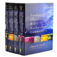 Zondervan Illustrated Bible Backgrounds Commentary New Testament, 4 Volumes  -     Edited By: Clinton E. Arnold     By: Edited by Clinton E. Arnold