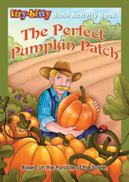 Itty-bitty -Perfect Pumpkin Patch Bible Activity Book  -     By: Itty-Bitty Activity Book