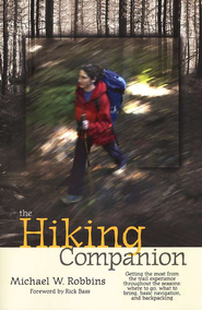 The Hiking Companion   -     Edited By: Michael W. Robbins
