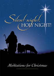 Silent Night (KJV & NLT) Devotional Booklet  -