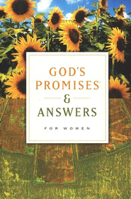 God's Promises and Answers for Women - eBook  -