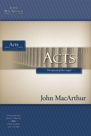 Acts - eBook  -     By: John MacArthur