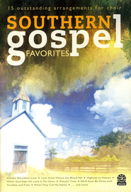 Southern Gospel Favorites Folio   -