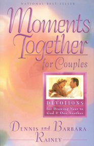 Moments Together for Couples (slightly imperfect)   -     By: Dennis Rainey, Barbara Rainey