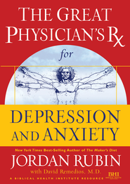 GPRX for Depression & Anxiety - eBook  -     By: Jordan Rubin, Joseph Brasco
